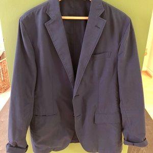 Uniqlo lightweight blazer jacket